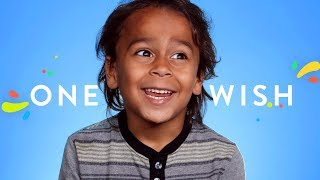 100 Kids Tell us Their One Wish | 100 Kids | HiHo Kids