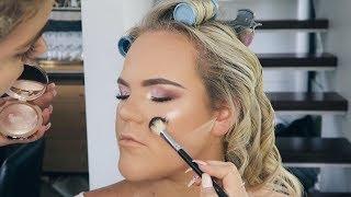 Client Wedding Vlog #11 ♡ Jasmine Hand