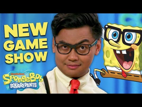 NEW SpongeBob Game Show Series Trailer ft. Host GUAVA JUICE | SpongeBob SmartyPants