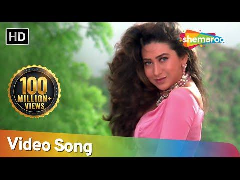 Tu Dharti Pe Chahe Jahan Bhi | Jeet Songs {HD} | Sunny Deol | Karisma Kapoor