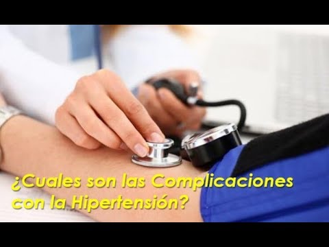La eliminación de la presión para la crisis hipertensiva