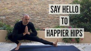 New! Hip Flexibility Program by Antranik 😊