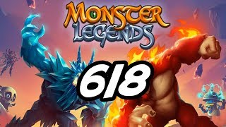 "Monster Legends - 618 - ""Cyber Infestation Grand Prix"""