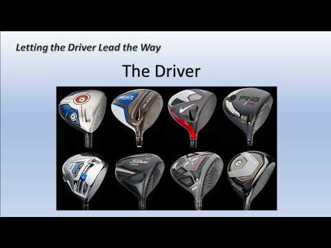 The Metaphysics of Golf:  Letting the Driver Lead the Way