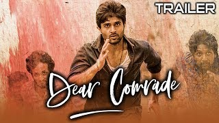 Dear Comrade (2020) Official Hindi Dubbed Trailer | Vijay Devarakonda, Rashmika, Shruti