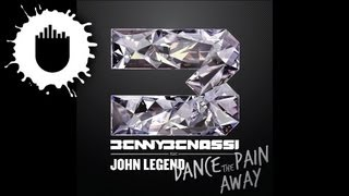 Benny Benassi feat. John Legend - Dance the Pain Away (Cover Art)