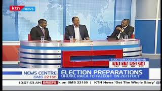 News Center: What is expected of IEBC before they conduct the repeat elections