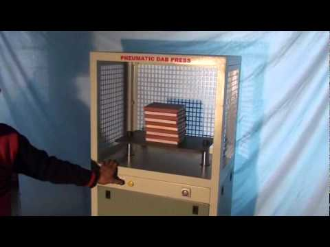 Pneumatic Dab Press Machine
