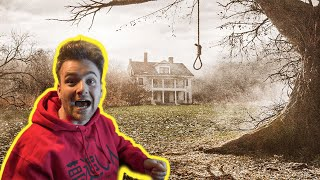 Investigating The Conjuring House Part 1 - Beyond The Dark