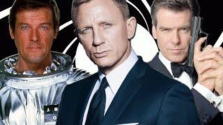 24 James Bond Movies Ranked: Part 1