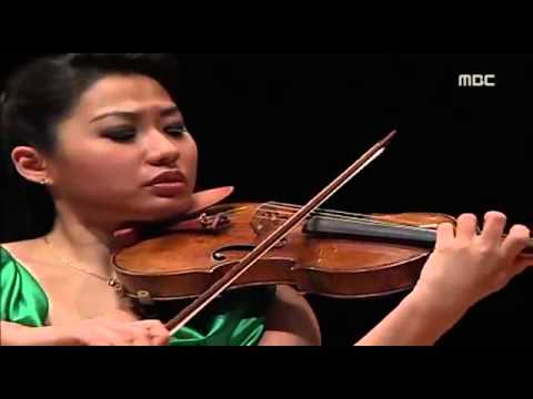 Bruch violin concerto no.1 전악장