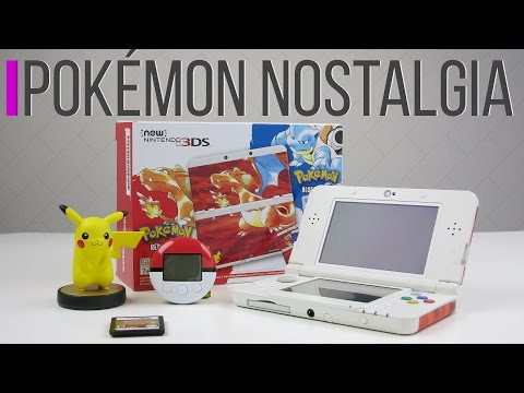 New 3DS Unboxing & Review: Pokémon 20th Anniversary Edition