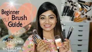 Best Affordable Makeup Brushes | Brush Guide For Beginners | EBAY Best Makeup Brush Sets