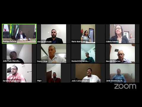 Reunião Ordinária (17/08/2020) - Câmara Municipal de Arcos