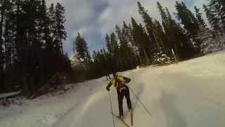 Canadian Biathlon Team Speed Training