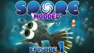 SPORE: Modded - CELL STAGE | Episode 1