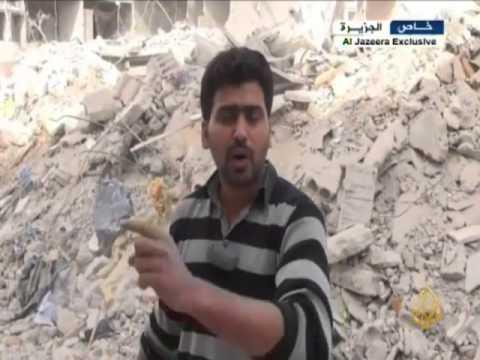صعوبة انتشال الجثث من تحت الأنقاض في سوريا