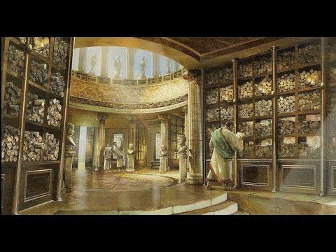 Waarom mannen met duistere bedoelingen de bibliotheek van Alexandrië hebben vernietigd