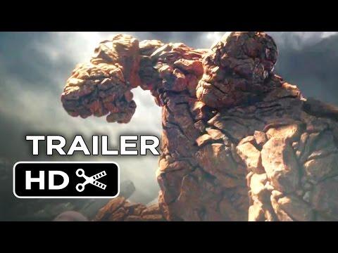 Fantastic Four Official Trailer #1 (2015) - Miles Teller, Michael B. Jordan Movie HD