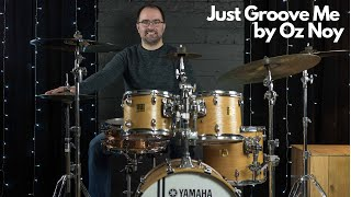 Daniel Bédard «Just Groove Me» from the Dave Weckl Online School