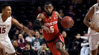 HIGHLIGHTS: Corey Davis Jr. Helps Houston Rout Temple | Stadium