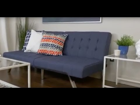 "MY HONEST REVIEW~ ""Emily futon sofa bed """