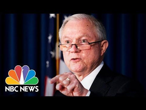 Jeff Sessions Testifies Before House Judiciary Committee (Full)   NBC News