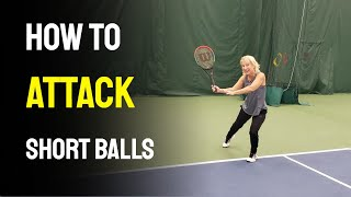 How To Attack Short Balls
