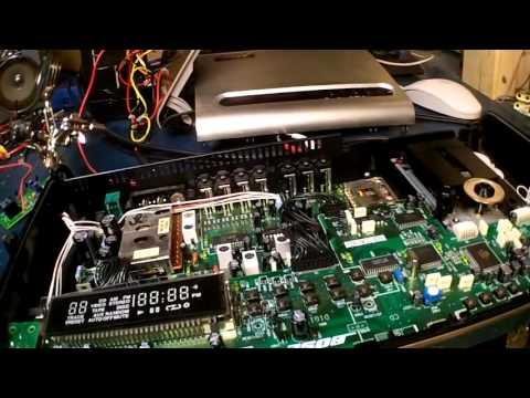 Bose Lifestyle 25 system* repair dim display*