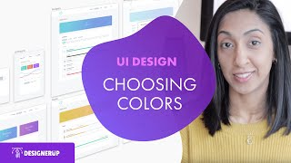 UI Design | How To Choose Colors And Color Palettes