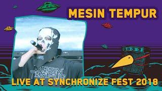 Mesin Tempur Live At SynchronizeFest 5 Oktober 2018