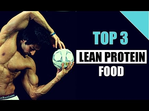 Top 3 LEAN PROTEIN Food to build Muscles  |  Guru Mann's Pick