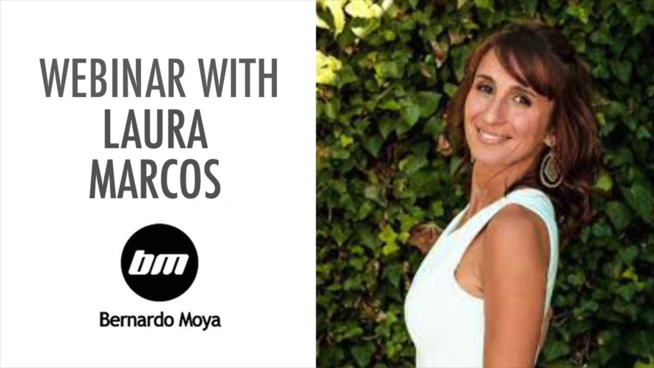 Webinar with Laura Marcos