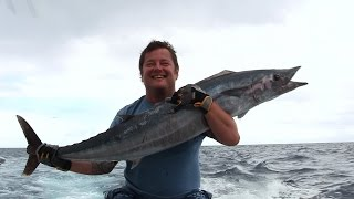 Hooked on the Azores