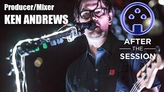 ATS Podcast Artist/Producer/Mixer <b>Ken Andrews</b>
