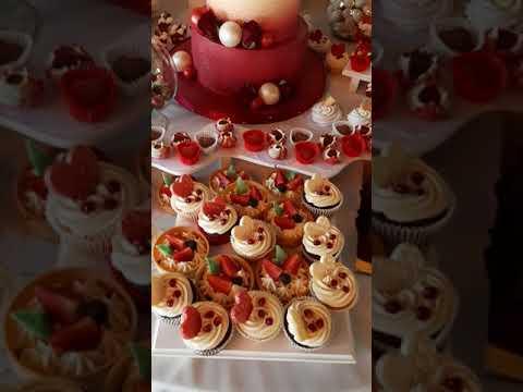 Торти, короваї, весільна випічка, відео 1