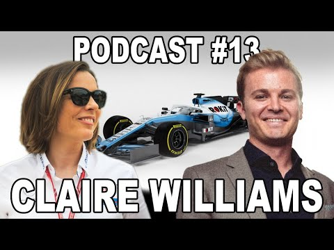 CLAIRE WILLIAMS, OBE | Team Principal ROKiT Williams Racing | Beyond Victory #13