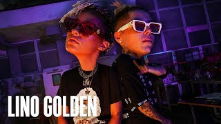 "LINO GOLDEN    ""BALENCIAGA"" 