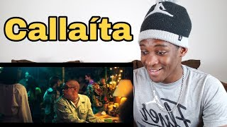 Callaíta   Bad Bunny ( Video Oficial ) REACTION