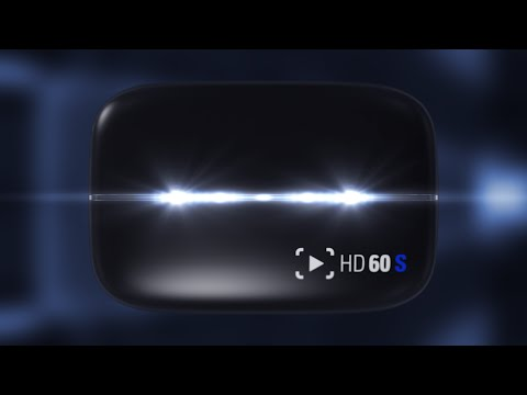 Elgato Game Capture HD60S (Xbox 360, PC, Mac, Wii U, PS4, Xbox One)