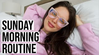 Honest Model Sunday Morning Routine | Emily DiDonato