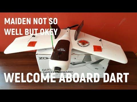 zohd-dart-635mm-maiden-flight