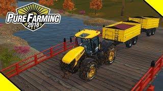 ЯПОНСКАЯ ВИШНЯ ДОРОЖЕ ЗОЛОТА!  Pure Farming 2018