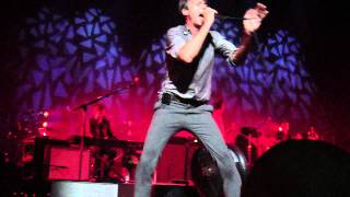 """Suede """"Europe is Our Playground"""" Coming Up Night at Brixton Academy 21.5.11"""