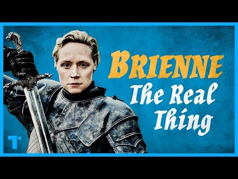 Game of Thrones: Brienne, The Real Thing