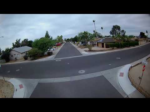 iFlight Cinebee 75HD - FPV 1st Flight With Glass Lens/ND8 Filter