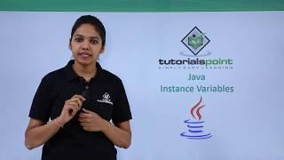 Java - Instance Variables