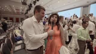 Золотая конференция 2016   День пятый   Бизнес день   запуск новой стратегии Oriflame 2020