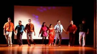 GRAMAM Xmas 2009 Stage Show [Dance] [Margazhiye Mallikaye]