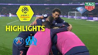 Paris Saint-Germain - Olympique de Marseille ( 3-1 ) - Highlights - (PARIS - OM) / 2018-19